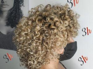 Servicio Curly Hair - Especialistas en Curly Hair en Badajoz en Peluquería de Badajoz 3h Ana Lozano